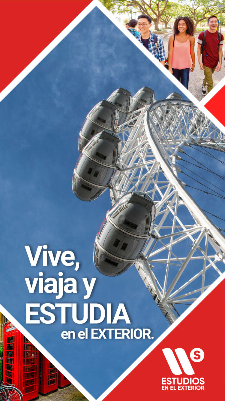 ws estudios en el exterior london eye